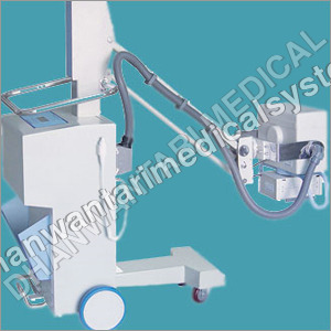 High Friquency Mobile X-Ray Equipment