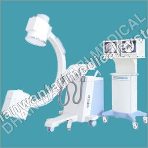 High Frequency Mobile Image Intensifier