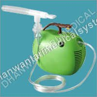 Apple Compressor Nebulizer