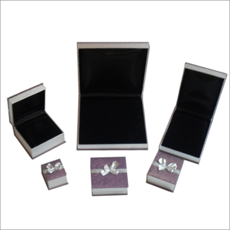 Ribbon Series Jewelry Boxes
