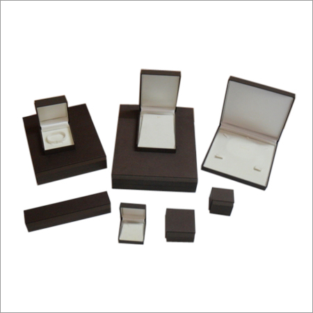 Leatherite Series Jewelry Boxes