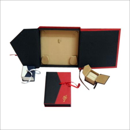 Designer Ribbon Jewelry Cases