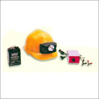 Helmet With Rechargeable Battery