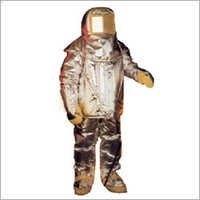 Aluminized Fire Entry Suit