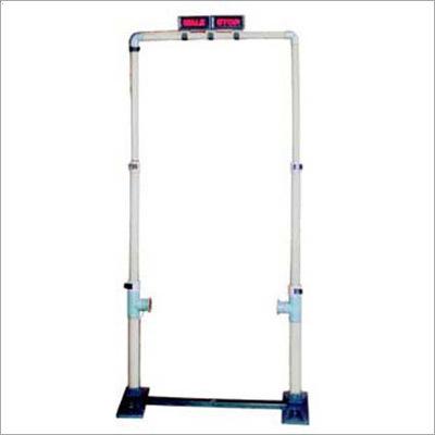 Portable Door Frame Metal Detector