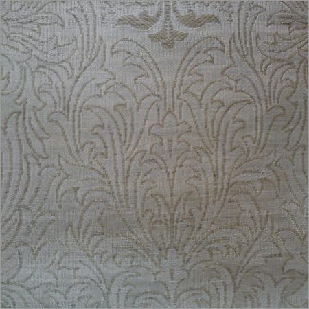 Linen, Silk Linen Brocade