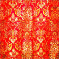 Silk Kimkhab Fabric