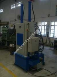 Hydraulic Pull Down Broaching Machine
