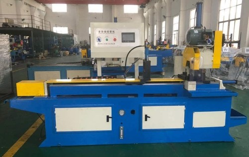 HSS CIRCULAR SAWING TUBES / PIPES CUTTING MACHINES