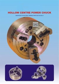 PNEUMATIC POWER CHUCKS