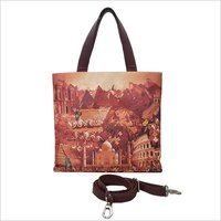 Digital Printed Canvas Bags