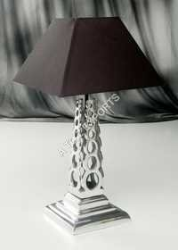 Designer Aluminium Lamp With Shade