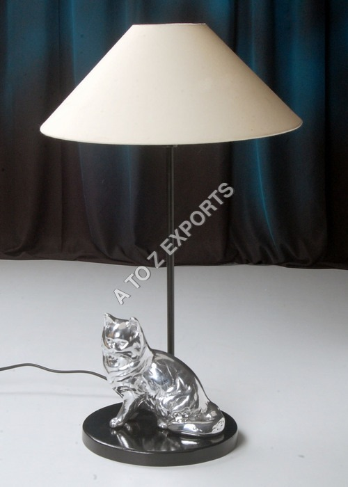 Decorative Aluminium Table Lamp Base