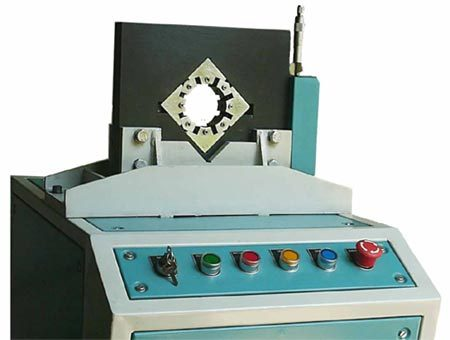 Horizontal Crimping Machines