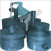Graphite Spare For HCL Furnace
