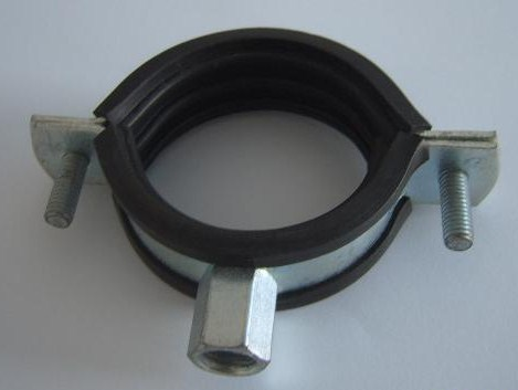 Pipe Clamps Rubber