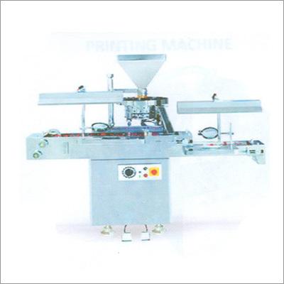Caplet Visual Inspection Machine