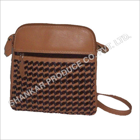 Weave Hand Women Bags
