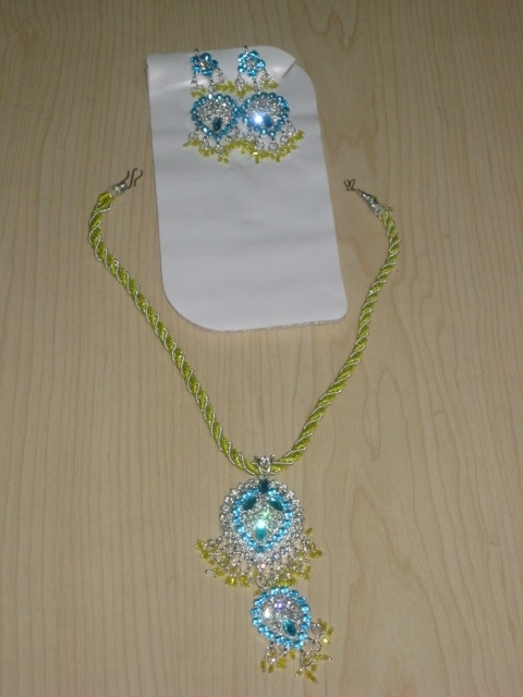 Lac Necklace Set