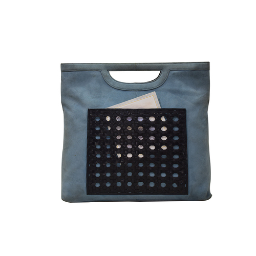 Leather Shopping Bags