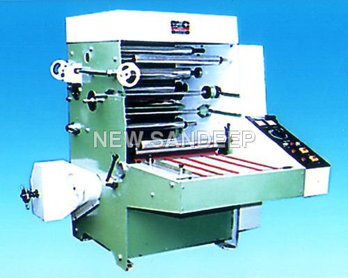 Plain Lamination Machine