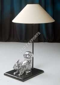 Designer Aluminium Table Lamp