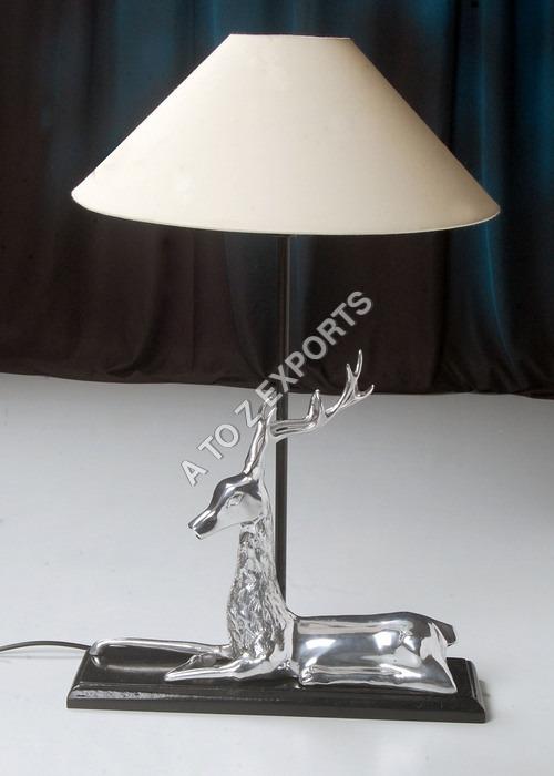 Decorative Aluminium Table Lamp