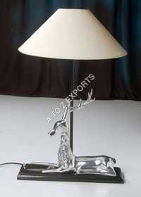 Decorative Aluminium Table Lamp
