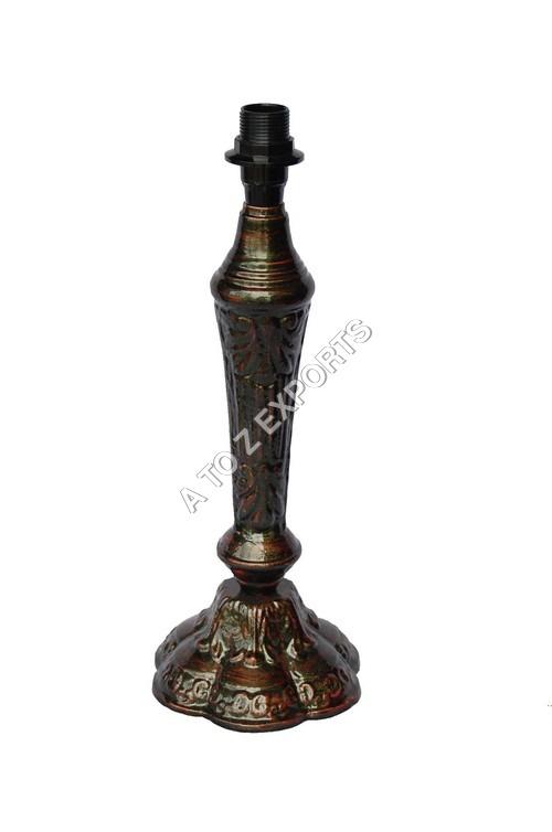 Decorative Aluminium Lamp Base