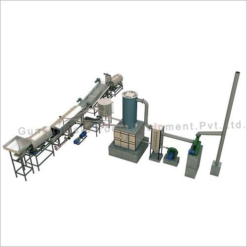 Snack Pellet Frying Line Capacity: 300/500/1000 Kg /Hrs Kg/Hr