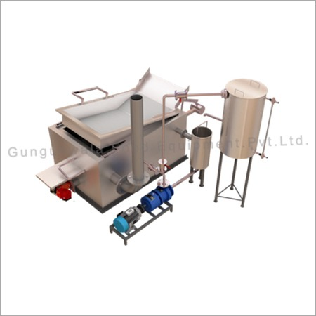 Snacks Frying Machine