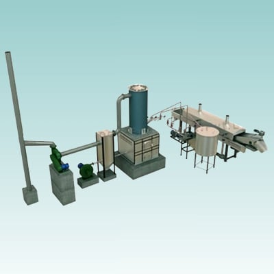 Automatic Continuous Namkeen Fryer Capacity: 100/180/300/500/1000 Kg /Hrs Kg/Hr