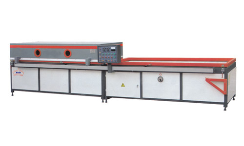 Vacuum Membrane Pressing Machine