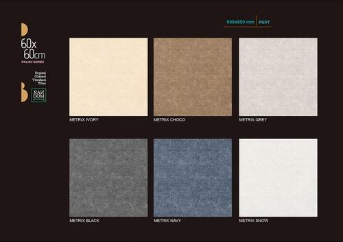 60x60 Porcelanato Polido Tiles Series