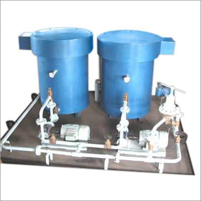 Heating & Pumping Units