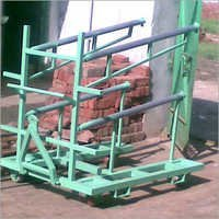 MS Fabricated Trolley