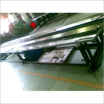 Fabricated Vulcanizer  Carrier
