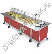 HOT FOOD TABLE