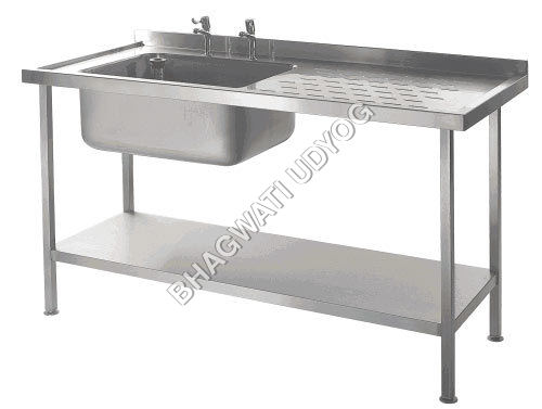 single sink table
