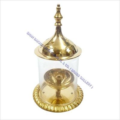 Brass Ambe Jyot