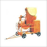 Industrial Concrete Mixer Machine