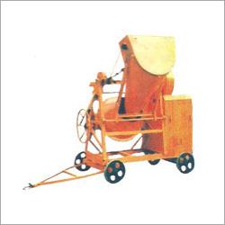 Hopper Fed Concrete Mixer Machine