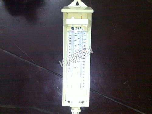 Max. & Min. Thermometer