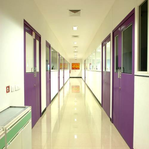 Aluminum Partition Doors and Windows