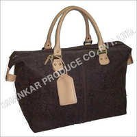 Leather Carry-on Tote