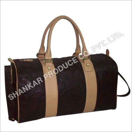 Hunter Leather Duffle Bag