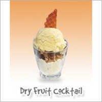 Dry Fruit Cocktail Ice Cream