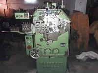 Wafios FM 15 Spring Coiling Machine