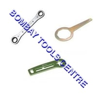 Flat Nut Spanners (Gedore)