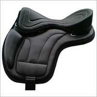 Treeless Leather Saddle